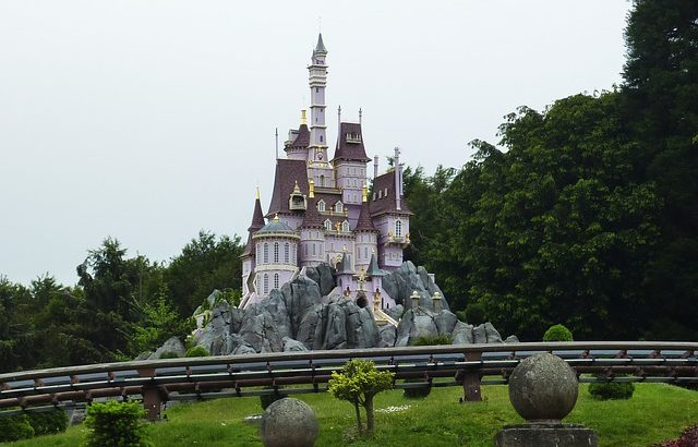 Disneyland Paris a Beauvais