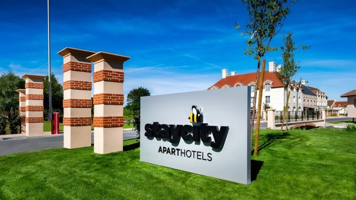 Charles de Gaulle a Staycity Aparthotel Marne la Vallee